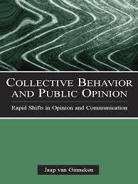 collective behavior and public opinion sociology survey