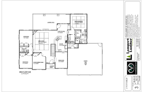 Rambler Plans by Our Homes Vanoverschelde Custom Homes