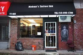 legendary nepali tattoo artist opens jackson heights shop