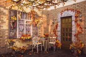autumn halloween wallpaper image leaf autumn halloween interior door wall window chairs