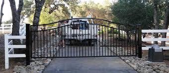 garage doors openers automatic driveway gates install repair