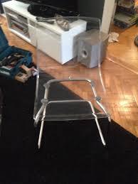 Esszimmerst Le Leder Gebraucht Ikea Tobias Stuhl 28 Images Regal Aus Eisen Und Glas Im