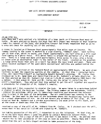 cover letter for cia operation clambake presents the death of l ron hubbard