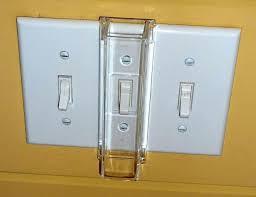 light switch lock guard best of light switch guard or e lock switch guard ivory d ivory 31