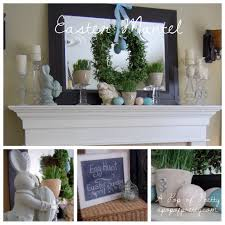 spring decorations for the home mantel mirror mirrors pinterest mantel mirrors mantels and
