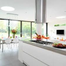 Open Plan Kitchen Diner Ideas Open Plan Kitchen U0026 Living Area Rs Like The Wood Floors Clean