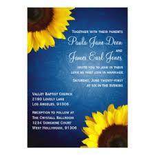 sunflower wedding invitations sunflower wedding invitations announcements zazzle canada