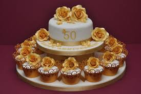 golden wedding cakes golden wedding cakes