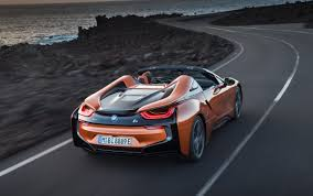 bmw supercar concept bmw just dropped the top with the i8 roadster maxim
