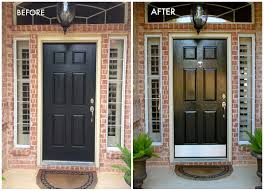 How To Paint An Exterior Door Crestview Doors Browse Articles Tos Paint Your Door Two Colors
