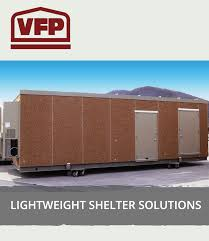lightweight shelter solutions vfp