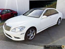 mercedes 2007 s550 for sale 2007 mercedes s550 san francisco sports cars buy sell