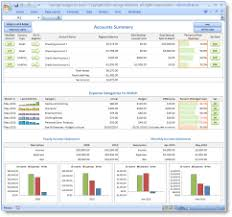 Excel Monthly Budget Template Excel Budget Spreadsheet Personal Budgeting Software Checkbook