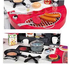cuisine jouet tefal cuisine enfant smoby modèle chef deluxe téfal jardideco fr