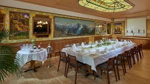 Ambassador Dining Room Hotel Ambassador Brig Switzerland Tourism