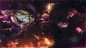 halloween 2016 wallpaper league of legends halloween 2016 skins wallpaper by hirukii on