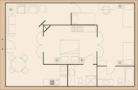 floor plan of bungalow bungalows cable beach club
