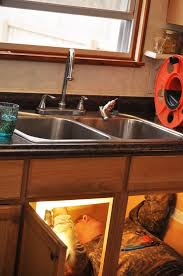 Mobile Home Kitchen Makeover - budget friendly mobile home kitchen makeover
