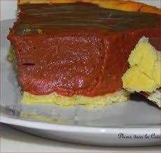 une plume dans la cuisine tarte au chocolat douce et moelleuse une plume dans la cuisine