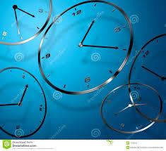 abstract digital clocks royalty free stock photo image 1309265