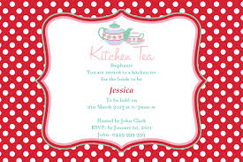 bridal tea party invitation wording betty boo postcard in santa claus invitation impressive