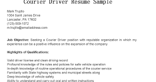 Sample Delivery Driver Resume by Beer Delivery Driver Cover Letter