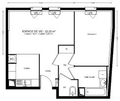 surface d une chambre création d une chambre supplémentaire