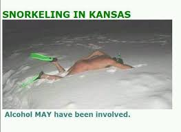 Kansas snorkeling images Snorkeling in kansas funny shit pinterest jpg