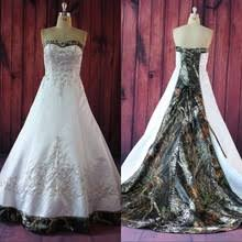 camo dresses for weddings popular camo gowns buy cheap camo gowns lots from china