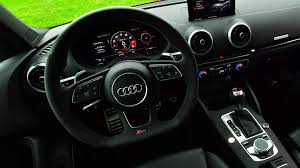 audi rs 3 2018 audi ttrs and rs3 review five cylinders two different flavors