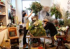 florist nyc emily thompson floral designer takes manhattan the new york times