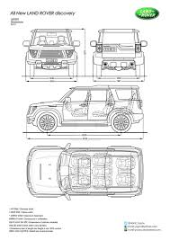 land rover drawing all new land rover discovery blueprints by hanif yayan on deviantart