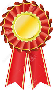 Seal Ribbon Red Clipart Award Pencil And In Color Red Clipart Award