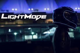 Halloween Costumes With Lights by Lightmode U0027s Helmet Kits Make You Look Like A Tron Cast Member