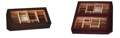 cigar humidor display cabinet american cigar cabinets made in the usa