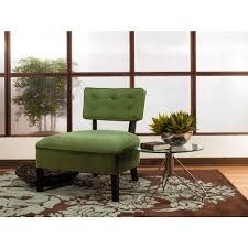 Green Accent Chair Ave Six Curves Spring Green Velvet Accent Chair Cvs263 G28 The