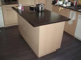 ilot cuisine sur mesure ilot de cuisine sur mesure en hêtre et granit roland pons ebeniste