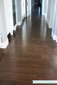 hardwood flooring the side up