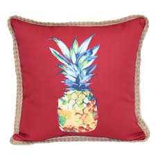 Outdoor Christmas Pillows by Shop Outdoor Decorative Pillows At Lowes Com