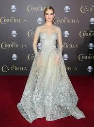 10 princess dresses lily james wear cinderella reign
