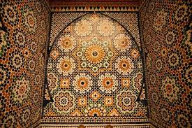 moroccan art history the beautifully complex art of moroccan mosaics