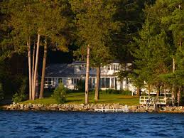 Squam Lake Waterfront Property Waterfront by Lake Sunapee Real Estate Lake Sunapee Waterfront Homes