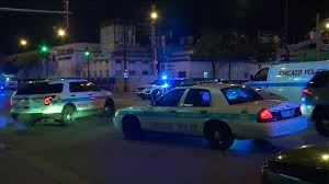 chicago halloween shooting 2 officers shot released from hospital 3 being questioned cltv