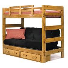 Bunk Bed Futon Desk Bunk Bed Reviews Best Beds Walker Edison With Futon Arafen