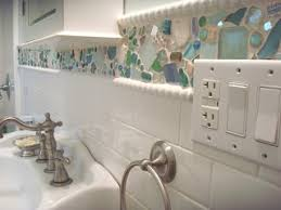 sea glass bathroom ideas 40 best sea glass kitchen ideas images on kitchen