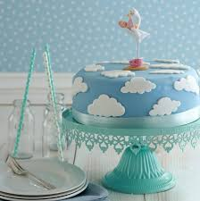 airplane cake topper baby cake baking mad