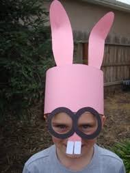 easter bunny hat this bunny hat is the funnest easter bonnet around this is