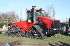 case ih steiger stx 535 quadtrac tractor mania pinterest