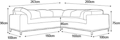 hauteur assise canapé canapé d angle cuir 3 places à 5 places canapé d angle cuir