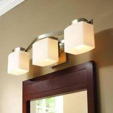 hampton bay bathroom light fixture ebay